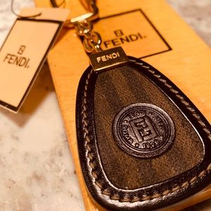 NWT Fendi Bag Purse Key Chain